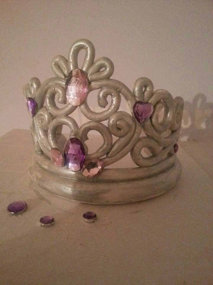 Crown, cake topper