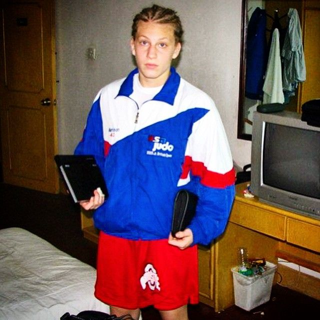 #tbt young and hungry in China. #judo #mywholelife #itwasworthit