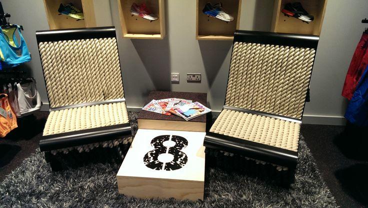 Reebok Rope Chairs