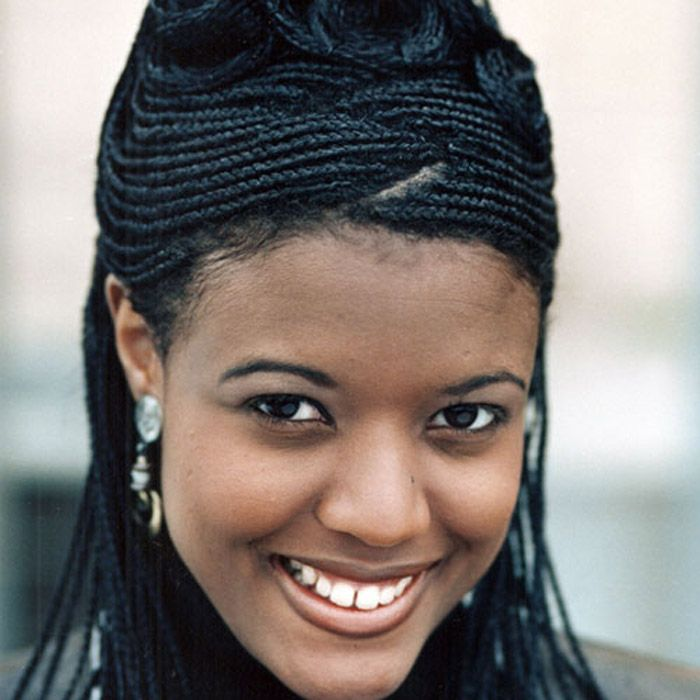 8 Best Images About Braided Hairstyles For Black Women On