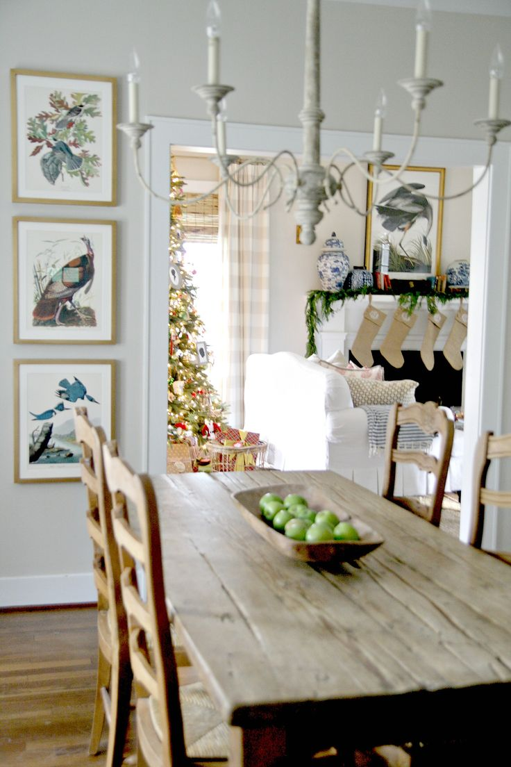 """Sharing some of my fave photos of Christmas past today . . . I think this might be my fave holiday image ever from my own """"work"""" or home; And I loved this cozy Christmas nest in our """"new old house""""…this room will always be an important part of our history. It's so interesting how …"""