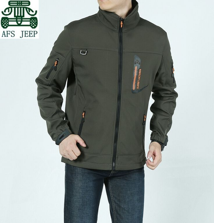 Find More Jackets Information about Original AFS JEEP XXL/XXXL Polyester Motorcycle Camping Jackets Plus Size Mens Zip Cardigan Coats 2014 Spring Outdoor Outwear ,High Quality Jackets from China AFSJEEP MALL on Aliexpress.com