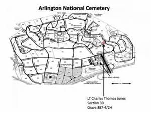 d-day cemetery map