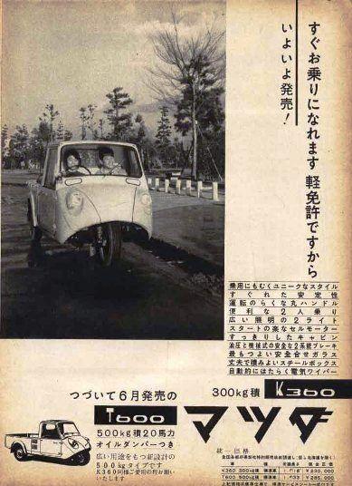 マツダ K360