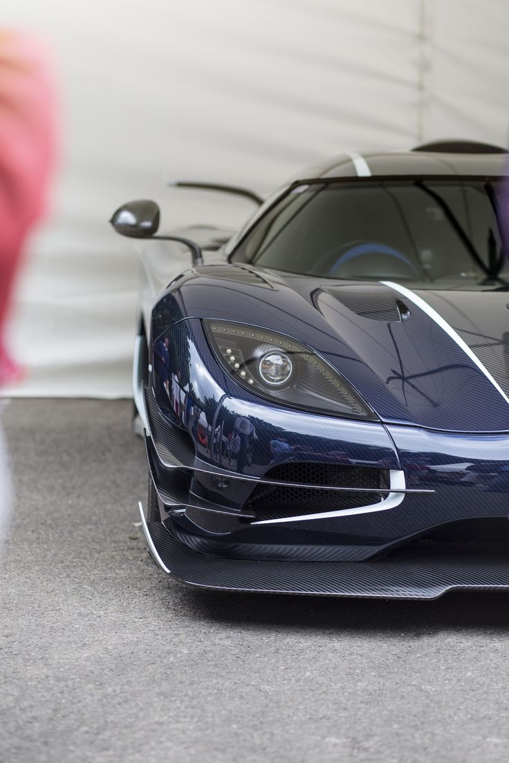 Koenigsegg One:1, Festival of Speed 2015 Goodwood. Only 3 Million. 6 in existence and already sold out.