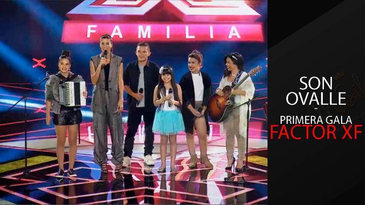 Son Ovalle - Primera Gala Factor XF (Llegaste tú)