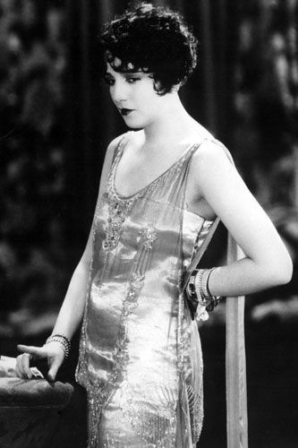 Style icons of the 1920s - Edna Purviance  One of Charlie Chaplin's leading ladies, Edna Purviance starred in more than 30 films with the silent comedy legend and their magical on-screen chemistry spilled over into a real-life affair.  Her contribution is rarely acknowledged and a campaign is running to have Purviance's name added onto Hollywood's Walk of Fame.
