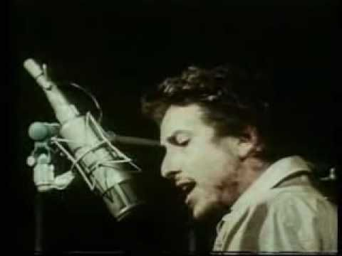 Johny Cash and Bob Dylan - Recording Great ! Dylan sounds so good, singing ... kinda normal.I no nothing about music but I guess this was a young Dylan.