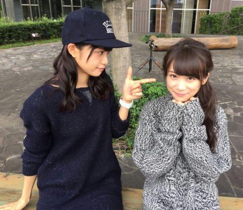 AKB & NMB & NOGIZAKA • ⊿秋元真夏♪  ⊿深川麻衣♪  ⊿西野七瀬♪