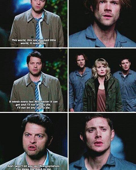 #Supernatural - Season 12 Episode 9