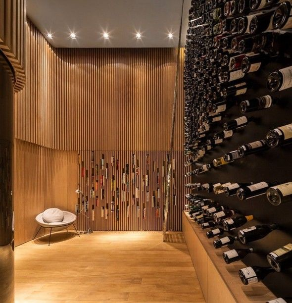 14 best Wine bar design images on Pinterest | Wine bars, Champagne ...