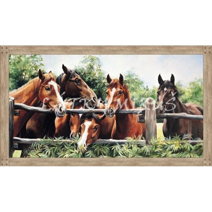 Panel koně (60x110cm)