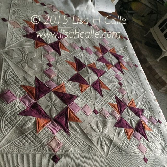 Thank you all for the comments about what you like to listen to while quilting. I enjoyed reading all of them. I am going to have to try the audio books. I am currently getting ready to go to Hou…