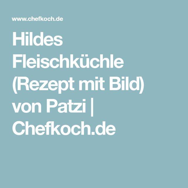 Hildes Fleischküchle (Rezept mit Bild) von Patzi | Chefkoch.de