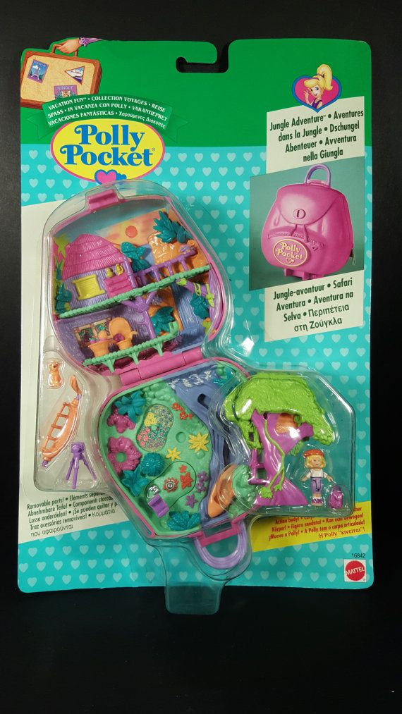 Check out this item in my Etsy shop https://www.etsy.com/au/listing/463962405/vintage-polly-pocket-jungle-adventure