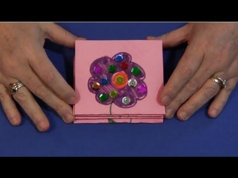 Easy To Make Mother's Day Card (from Childcareland)
