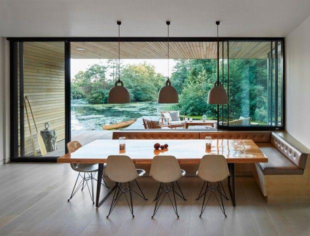 Backwater, maison familiale à Norfolk en Angleterre par Platform 5 Architects - Journal du Design