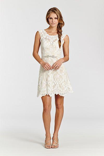 Wedding dress by Ti Adora by Alvina Valenta