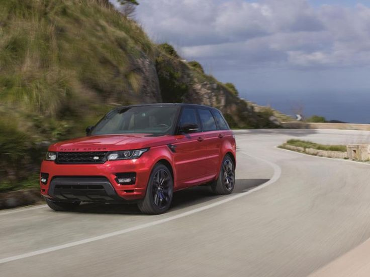 2016 Range Rover Sport HST Limited Edition : A limited edition, the HST has an even sharper chassis and setup and a 380hp supercharged 3-liter V6 calling the shots. It has unique exterior and interior features to make it stand out from other Range Rover Sport models, such as tinted headlamp glass, a black roof, and seats trimmed in Oxford leather. Photo:AFP