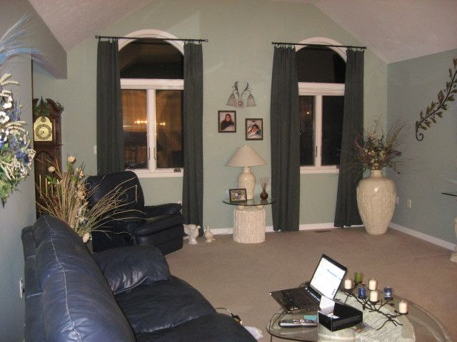 Window Treatments For Arched Windows Dining Room Decor Pinterest