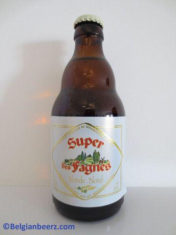 Super des Fagnes Blonde 33cl
