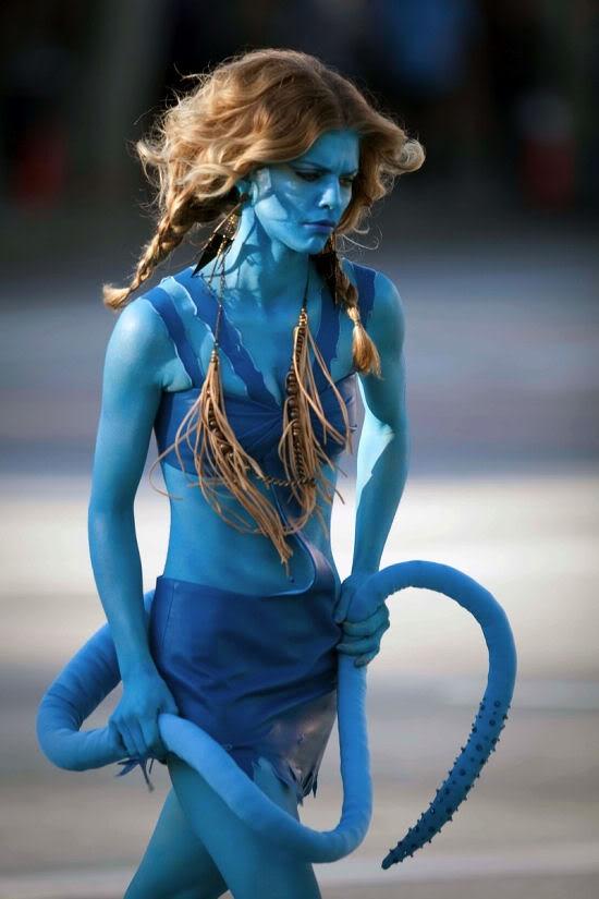 Naomi Clark Avatar Costume Avatar Inspirations