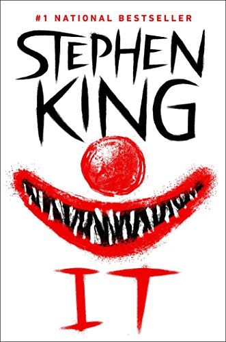 Stephen King's classic, It, makes the perfect Halloween read!