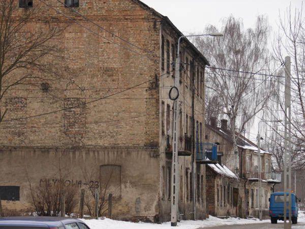 Białystok historia dzielnicy Bema