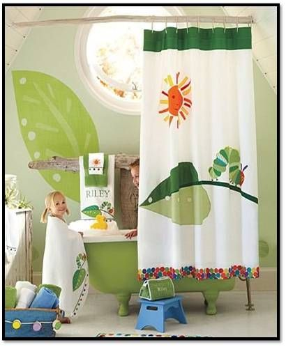 81 best kids - decor (bathroom) images on pinterest | bathroom