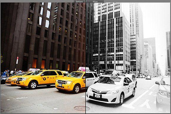 Black And White Lightroom Presets Visit New York City Visit New