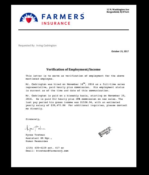 183 best Fake Documents images on Pinterest - employment verification letter