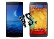 Oppo Find 7 vs. Samsung Galaxy Note 3 smartphone comparison... http://phablist.com/oppo-find-7-vs-samsung-galaxy-note-3-spec-by-spec-phablet-comparison