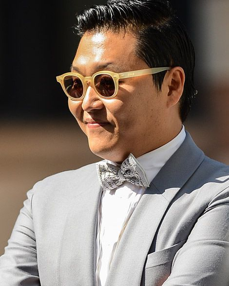 "#GangnamStyle Psy wants to see Tom Cruise do his ""Gangnam Style"" horse dance"