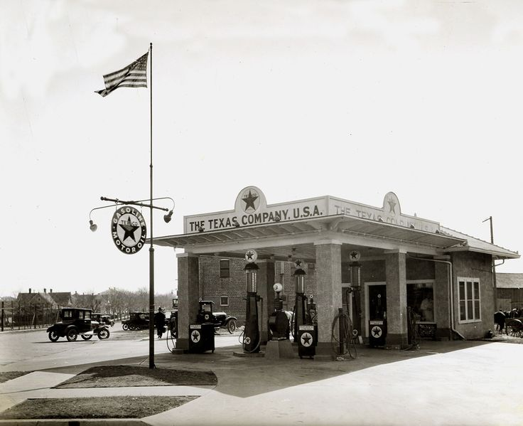 Texaco Google Search Old Gas Stations Gas Station