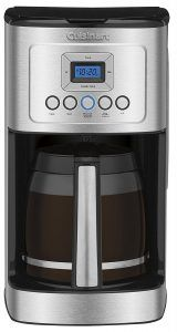 Cuisinart DCC-3200 Review. Cuisinart DCC-3200 14-Cup Glass Carafe with Stainless Steel Handle Programmable Coffeemaker, Silver.