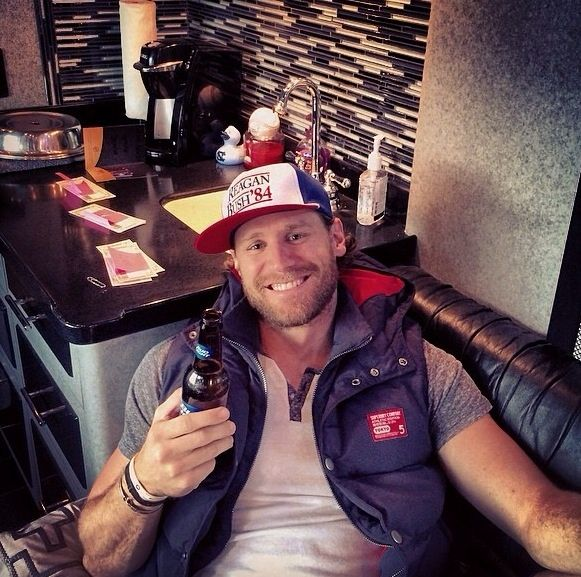 Country Music Singer Chase Rice supporting the GOP Dream Team. TFM.
