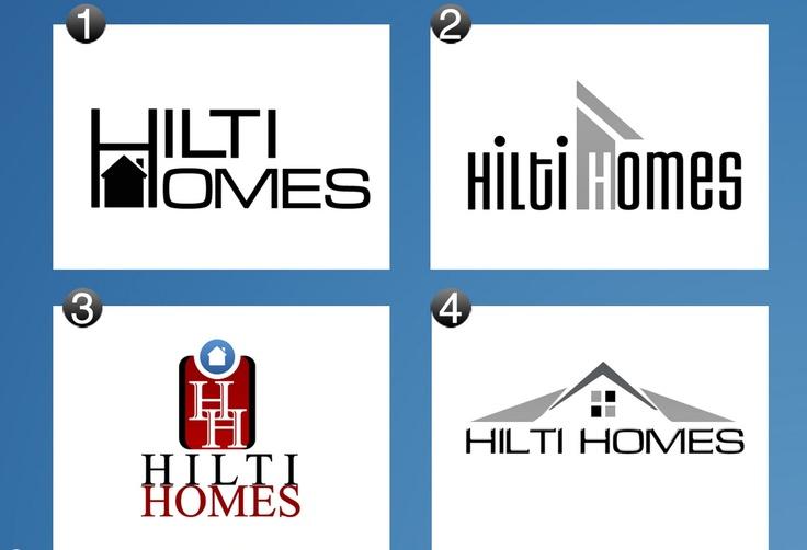 Home builder construction company logo examples logos for Home builder company