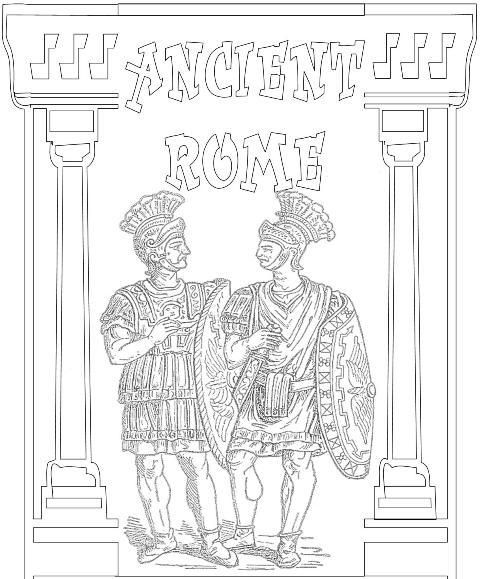 Ancient Rome printables