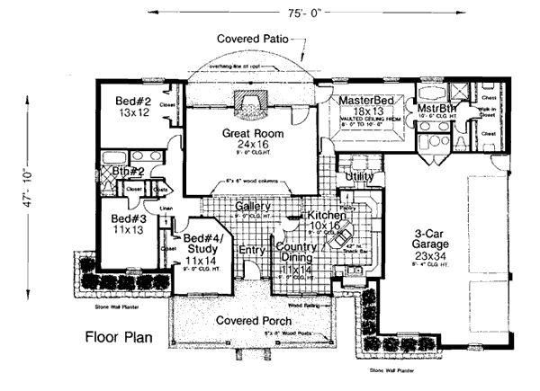 15 best building the dream house images on pinterest for Find floor plans by address