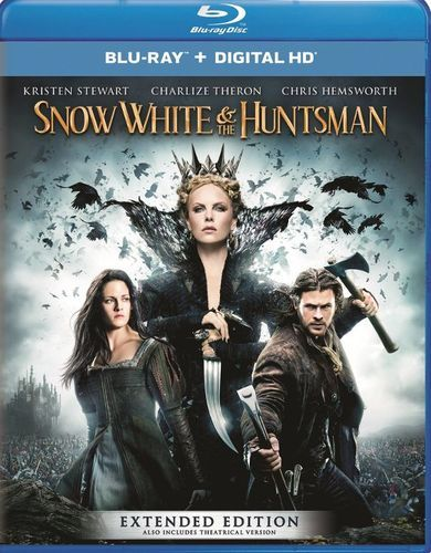 Snow White and the Huntsman [UltraViolet] [Includes Digital Copy] [Blu-ray] [2012]