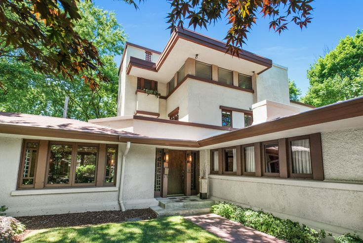 765 best images about frank lloyd wright on pinterest - Frank lloyd wright homes for sale ...