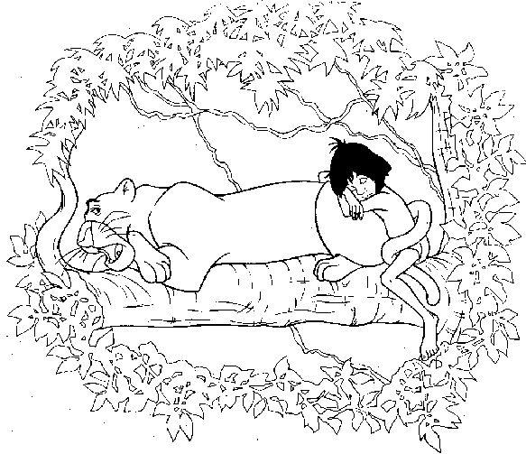 mowgli12gif 583×503  disney dschungelbuch