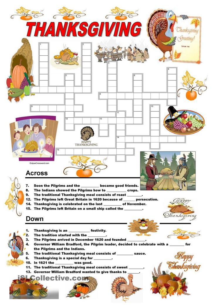 Printable Worksheets thanksgiving science worksheets : 26 best THANKSGIVING images on Pinterest | Learn english, Learning ...