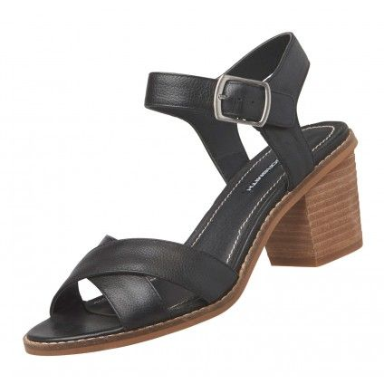 • Leather upper • Non leather lining  • Buckle fastening  • Heel height of 6cm