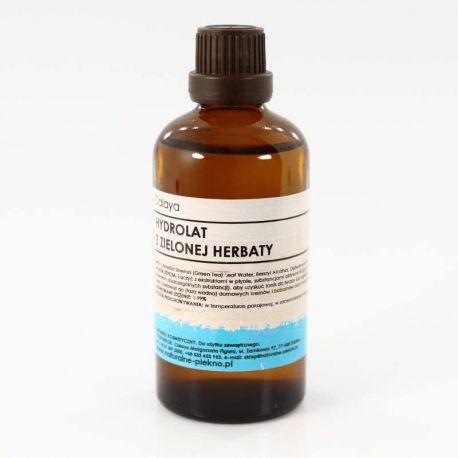 Hydrolat z Zielonej Herbaty - doskonale nadaje się do stosowania bezpośrednio na skórę w charakterze toniku, mgiełki odświeżającej lub jako dodatek do przygotowywanych samodzielnie kosmetyków.