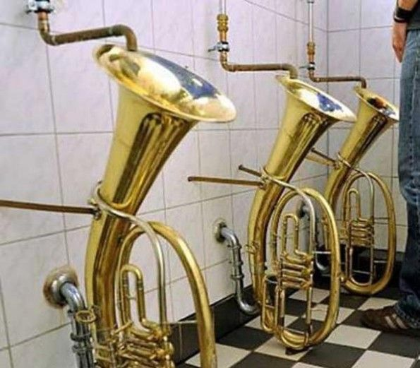 40 Funny and Unique Urinals From Around The World - Refined Guy  #fun #design