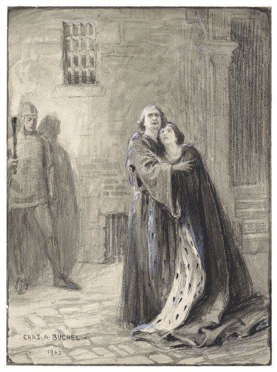 an overview of the untrusting characters in richard ii a play by william shakespeare That should be enough to play  i've added some more dialogue between certain characters to deal with the lack of  william shakespeare is widely considered.