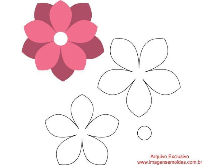 Flor De Eva Para Lembrancinhas Passo A Passo Com 20 Moldes