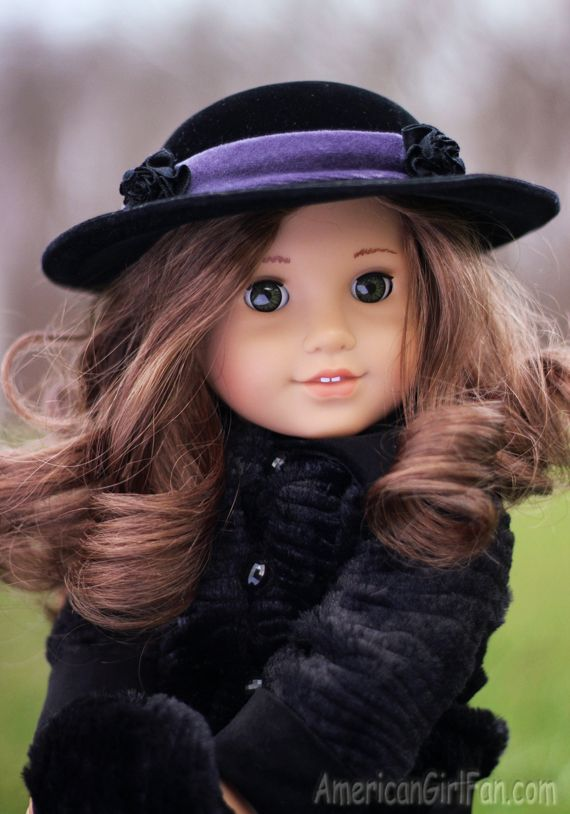 Americangirlfan's review of Rebecca's winter coat American girl dolls