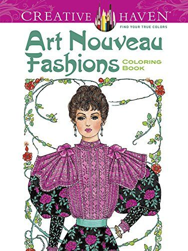 Coloring Book For Fashion : 26 best fashion & design coloring books images on pinterest